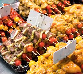 Rayon Barbecue