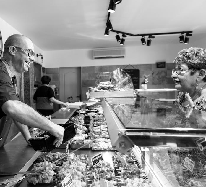Boucherie charcuterie Kocel Mireval Vic la Gardiole